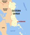 Ph locator eastern samar hernani.png