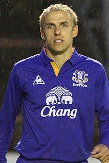 Phil Neville English footballer