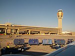 Phoenix, Arizona, USA Sky Harbor Air Traffic Control Tower.jpg