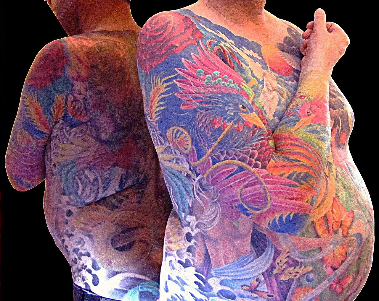 Free Chest Tattoo Designs