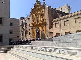 Piazza della Memoria, Palermo