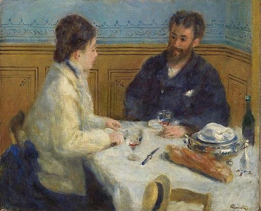 Pierre-Auguste Renoir - Luncheon (Le Déjeuner) - BF45 - Barnes Foundation
