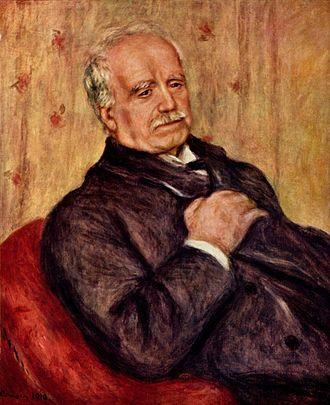 Paul Durand-Ruel - Pierre-Auguste Renoir, Paul Durand-Ruel, 1910