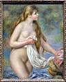 Pierre-auguste renoir, bagnante coi capelli lunghi, 1895-96 ca. 02.JPG