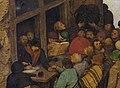 Pieter Bruegel der Ältere - Volkszählung zu Bethlehem (Steuereinnehmer).jpg