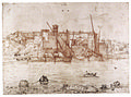 Pieter Bruegel the Elder - ca. 1552-54 - Ripa Grande in Rome.jpg