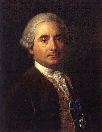 Pietro Rotari - Rotari's self portrait
