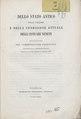 Pietro Paleocapa – Dello stato antico delle vicende e della condizion, 1867 - BEIC 6275457.tif