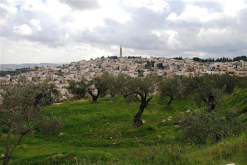 מתחם אוגוסטה ויקטוריה בירושלים