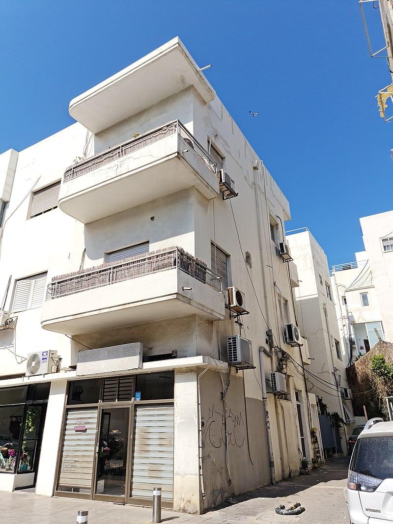 בית ורשבסקי רחוב בן-יהודה 167 תל אביב