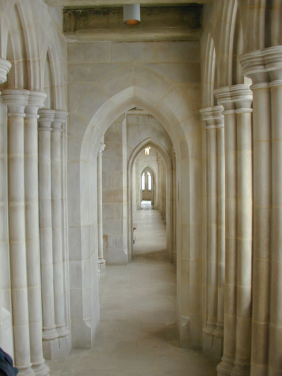 Pilgrim Observation Gallery Washington National Cathedral