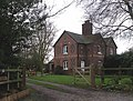 Pillar Box Cottage near Bradwall Green - geograph.org.uk - 310756.jpg