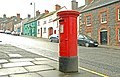 Pillar box, Hillsborough - geograph.org.uk - 1126370.jpg