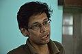 Pinaki Biswas Speaks - Wikimedia Meetup - AMPS - Kolkata 2017-04-23 6780.JPG
