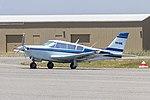 Piper PA-24-260 Comanche (VH-SVE) at Wagga Wagga Airport (1).jpg