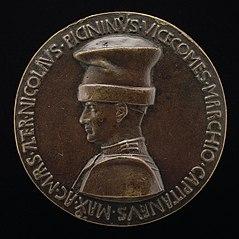 Niccolò Piccinino, 1386-1444, Condottiere [obverse]