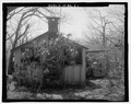 Pisgah National Forest Inn, Chinquapin Cabin, Blue Ridge Parkway Milepost 408.6, Asheville, Buncombe County, NC HABS NC-356-E-4.tif