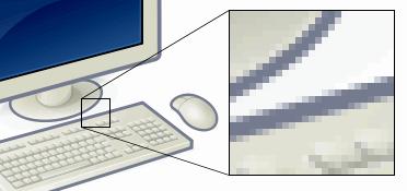 Pixel-example