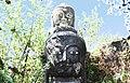 Pizi Phara-Mrauk U-08-Buddhakoepfe-gje.jpg