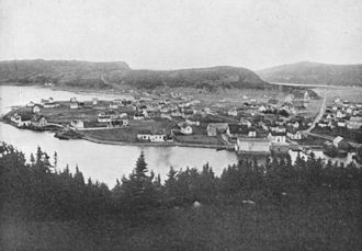 Placentia, Newfoundland and Labrador - Placentia at the beginning of the twentieth century.