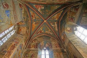 Matteo Giovanetti - The Saint-Jean chapel