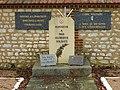 Plaques commémoratives - Cimetière de Louviers.jpg