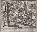 Plate 107- The Wreck of Ceyx's Ship (Ceyx Clarium oraculum petens, tempstate in Aegeo mari obruitur), from Ovid's 'Metamorphoses' MET DP866542.jpg