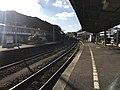 Platform of Tabira-Hiradoguchi Station 2.jpg