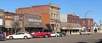 Platte, South Dakota- W side Main between 4 and 5 1.JPG