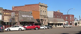 Platte, South Dakota- W side Main between 4 and 5 1.JPG