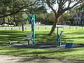 Play area at the Jackadder Lake.JPG