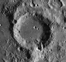 普莱费尔陨石坑