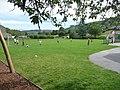 Playground in Cononley 01.JPG