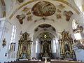 Pleß - Kirche Innen 01.JPG
