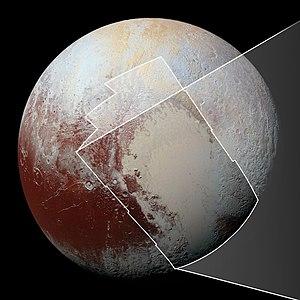 Sputnik Planitia - Image: Pluto's Sputnik Planum geologic map context