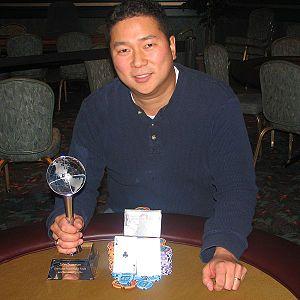 Bernard Lee (poker player) - Image: Poker e lee 600