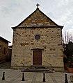 Pommiers (Rhône) - Façade église - jan 2018.jpg