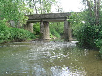 Louts - Image: Pont Los Larbei