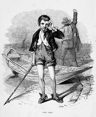 Poor Jack - First edition frontispiece
