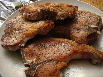 Pork chop - Pork Chops