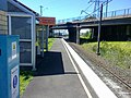 Port Kembla north station looking towards port kembla.jpg