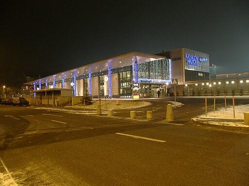 Port Lotniczy Krakow Balice w swieta