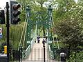 Porthill Bridge, Shrewsbury deck.JPG
