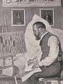 Portrait des Malers Ferdinand Hodler, von Emil Orlik, 1911.jpg