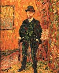Portrait of André Rouveyre
