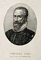 Portrait of Ambroise Pare (1510 - 1590), French surgeon Wellcome V0004472.jpg