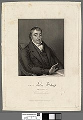 John Evans, Cross-Inn, Carmarthenshire