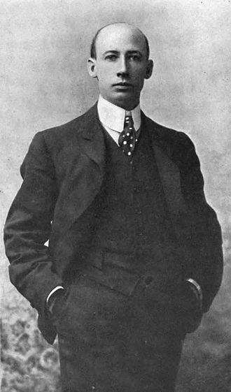 Jules Guérin (artist) - Portrait of Jules Guérin, circa 1898