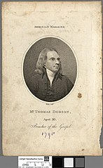 Thomas Dobson, Aged 30