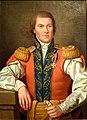 Portret Leona Horodyskiego w mundurze galowym Stanów Galicyjskich.jpg